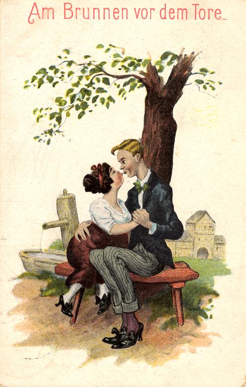 Liebe romantik epoche
